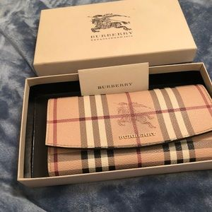 Burberry Horseferry wallet